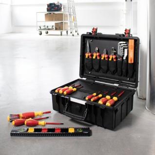 Wiha Werkzeugkoffer, Basic L electric, 34-teilig - Vorschau 2