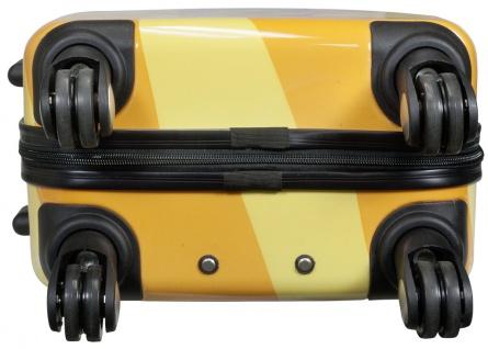 Kofferset 3 tlg. Trolleyset Reisekoffer Hartschale Hawaii - Vorschau 4