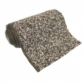 Ubbink Steinfolie Classic Fix - als Fertigmaß verpackt, Farbe grau - 0, 40 x 5 m