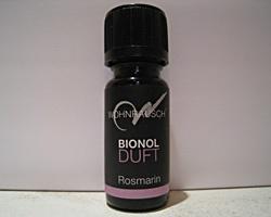 Ethanol Duft, Duftstoff für Bioethanol-Kamin, 10 ml, Rosmarin (699, 00 EUR pro Liter)
