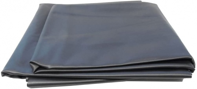 Ubbink AQUALINER - Teichfolie - PVC, als Fertigmaß, gefalten, Stärke 0, 5mm - 8 x 10 m