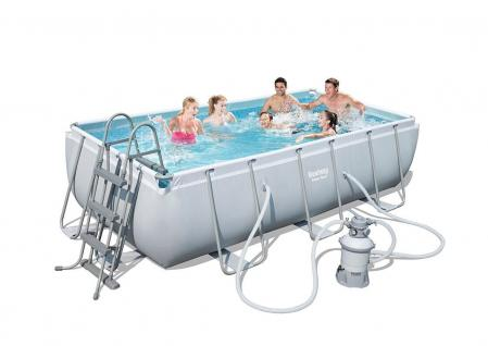 Bestway Frame Pool Power Steel Set, 404 x 201 x 100 cm