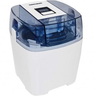 Syntrox Eismaschine Digital mit Timer Frozen Joghurt Maschine - Vorschau 2