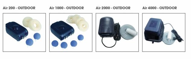 Ubbink Air 2000 Outdoor Belüftungspumpe - Vorschau 2