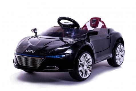 Batteriebetriebenes Elektrofahrzeug 12V Schwarz V8 Roadster
