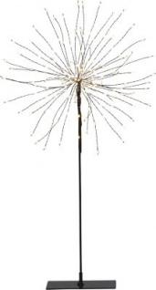 STAR Trading 3D-LED-Standstern ''Firework'' 120 BS ww/schwarz innen