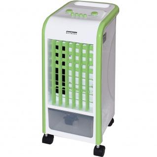 """Syntrox 4 in 1 Luftkühler Ventilator Luftbefeuchter Luftreiniger Klimagerät Grün """" grün"""""""