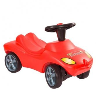 Wader Action Racer Feuerwehr mit Hupe