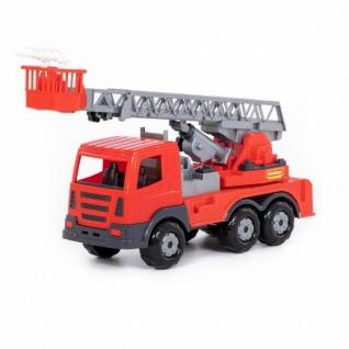 Polesie LKW-Feuerwehr SuperTruck