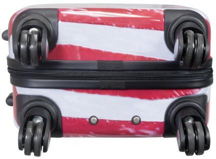 Kofferset Trolleyset Reisekoffer Hartschale 3tlg. NEW YORK II - Vorschau 5