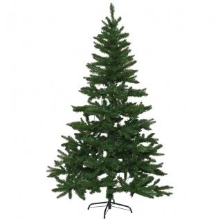 Tannenbaum, 150 ww LEDs, H 1800 mm für außen und innen - Vorschau 1