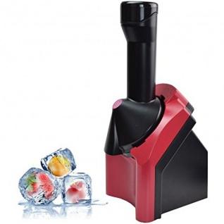 Syntrox Frucht Eismaschine für gefrorene Früchte und Sorbet Maker