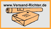 Logo von Versand-Richter