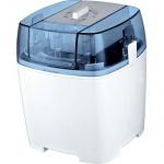Syntrox Eismaschine mit Timer Frozen Joghurt Maschine Milchshakemaschine