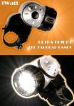 1 Watt LED Fahrradlampe