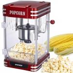 Syntrox Germany Nostalgie Retro Popcorn Maker Popcornmaschine PCM-310 Wyoming