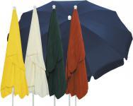Consul Garden Sonnenschirm, blau, 10-teilig