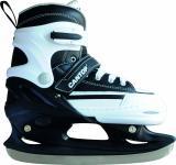 Schlittschuhe Eislaufschuh CANTOP Retro Vario 11 BOY, Größe verstellbar von 38 bis 41