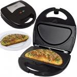 Syntrox Germany Omelette Maker Omelettmaker Chefmaker SM-1300W Omelett herausnehmbare Backplatten