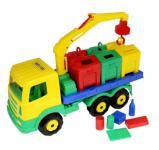 SuperTruck Müllwagen