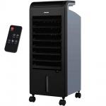 Syntrox Germany 4 in 1 Luftkühler Luftbefeuchter Lufterfrischer und Ventilator mit Touch Panel und Fernbedienung Soft