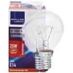 Müller Licht Backofenlampe, E14/25W, klar