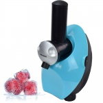 Syntrox Frucht Eismaschine für gefrorene Früchte und Sorbet