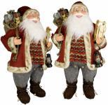 Weihnachtsmann Santaclaus Nikolaus TINUS 60 cm