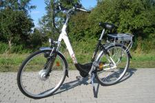 TXED ALU Elektro Fahrrad City 4000HT 28 Zoll