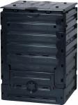 Graf Thermo-Komposter Eco-Master, 450 Liter schwarz