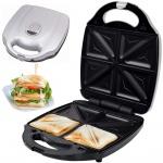 Syntrox Sandwichmaker XXL mit herausnehmbaren Platten