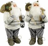 Weihnachtsmann Santaclaus Nikolaus ULF 60 cm