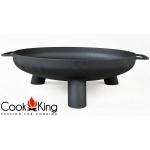 Cook King Feuerschale Bali 60cm Grillstelle Feuerstelle Feuerkorb