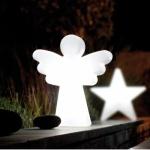 Außenleuchte, Engel, SHINING ANGEL MINI H 400, IP43