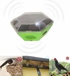 Gardigo Solar-Vogelabwehr 360° Vogelvertreiber