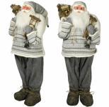 Weihnachtsmann Santaclaus Nikolaus ULF 120 cm