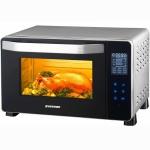 Syntrox Digitaler 45 Liter Minibackofen mit Touch Screen BO-2000W-RO-45L Touch Monterrey