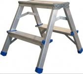 ap alpfa gmbh Stufen-Doppelleiter 800359