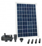Ubbink SolarMax 1000 Springbrunnenpumpe mit Akku