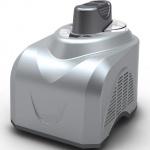 Syntrox Digitale Eismaschine mit Kompressor Softeismaschine