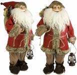 Weihnachtsmann Santaclaus Nikolaus MAGNUS 60 cm