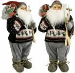 Weihnachtsmann Santaclaus Nikolaus NILS 60 cm