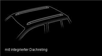 Thule Stahldachträger 90433632 Komplett System inkl. Schloss für FIAT Panda mit integrierter Dachreling - inkl. 1 l Kroon Oil ScreenWash - Vorschau 5