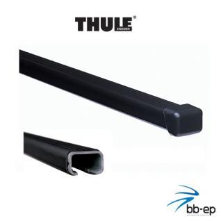 Thule Stahldachträger 90433746 Komplett System inkl. Schloss für OPEL Corsa D mit Fixpunkten - inkl. 1 l Kroon Oil ScreenWash - Vorschau 2