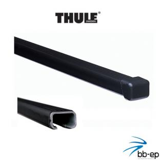 Thule Stahldachträger 90433874 Komplett System inkl. Schloss für FORD Transit Custom mit Fixpunkten - inkl. 1 l Kroon Oil ScreenWash - Vorschau 2