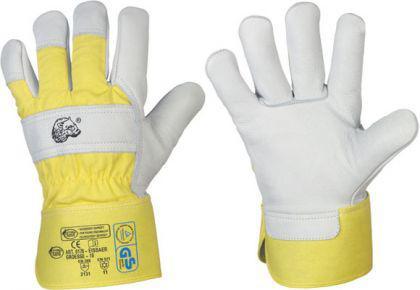 Rindvollleder - Handschuhe Eisbär Größe 11