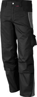 Bundhose Pro Serie MG 245 schwarz/grau
