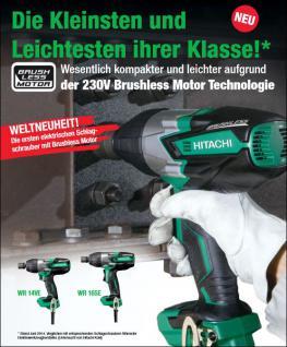 """Hitachi Schlagschrauber WR 16SE """"brushless"""" - Vorschau 2"""