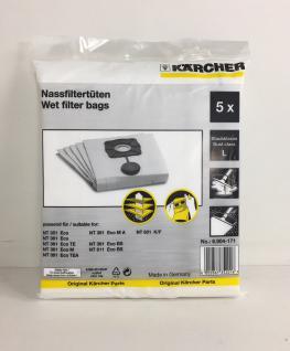 Kärcher Nassfiltertüten No. 6.904-171