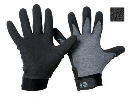 Handwerker Handschuhe mit Klettverschluß Gr. 09